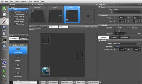 Qt Qml Tutorial C | qt5 tutorial creating qtquick2 qml application animation b