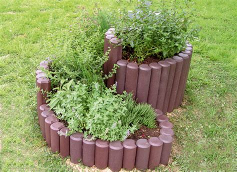 Spiral Planter by Spiral Herb Planter The Plastic Company