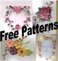 quilling tutorial book printable quilling patterns d0wnloads free quilling
