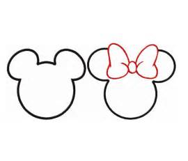 minnie bow template minnie mouse bow template studio design gallery