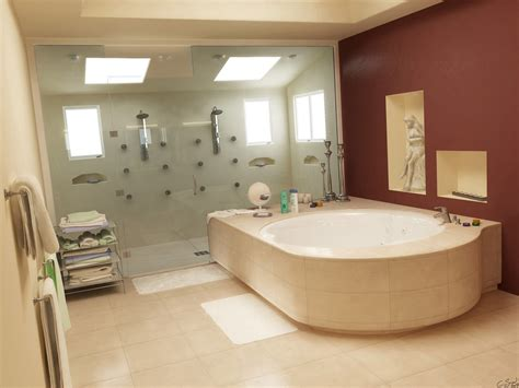 Home Designing Com bathroom design ideas