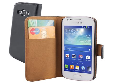Casing Samsung Ace 3 mobiparts leren classic wallet voor samsung galaxy ace 3