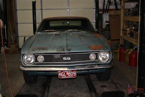 67 camaro ss 396 1967 camaro ss 396 375 hp l78 real 4k color
