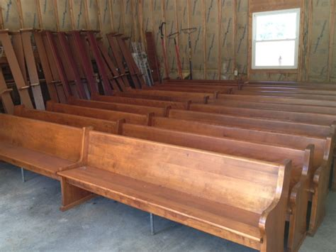church benches used stunning antique pews available for sale