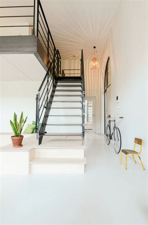 Apartment Stairs Design Ons Dorp An School Conversion In Amsterdam Home Design Lover