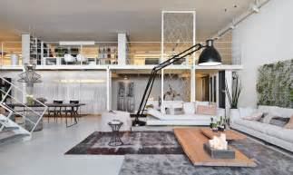 Lofted Luxury Design Ideas Luxury Loft Interior Design Ideas
