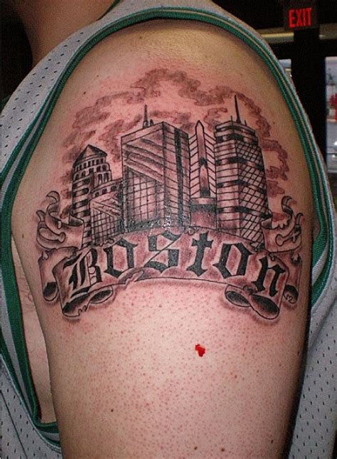 denver skyline tattoo boston skyline represent by timetotakeback on deviantart