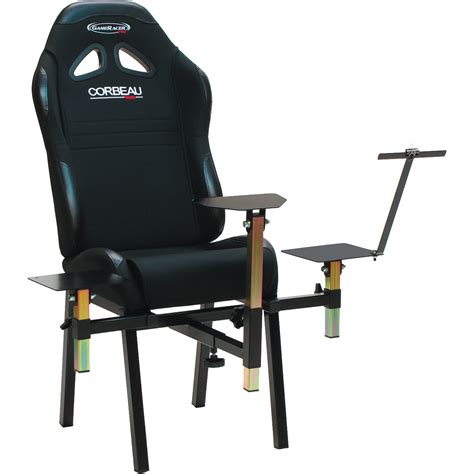Flight Simulator Chair by Flight Simulation And Racing Simulation Gaming Chairs