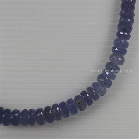 Collier calcédoine Edia   bijoux pierres semi précieuses et lithothérapie   Cristalange
