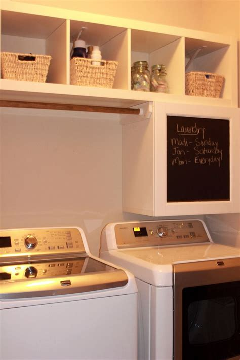 ikea hack laundry room wearethatfamily laundry room