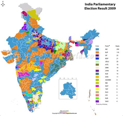 2014 india results india general election results 2014 india election results
