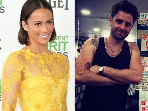 Paula Patton Already Living With New Boyfriend Zak Waters | paula patton s new bf everything we know about zak waters