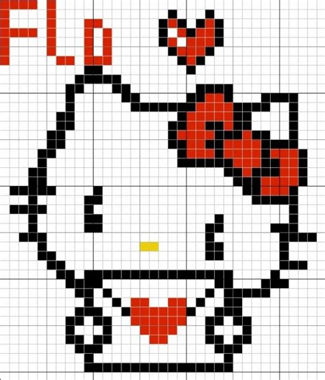 hello kitty cross stitch 17 best images about hello kitty on pinterest perler