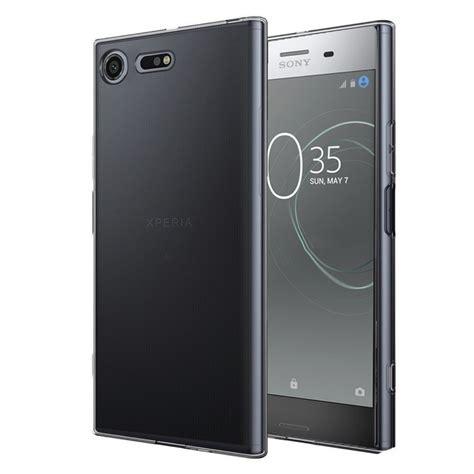 Special Sony Xperia Xz1 Xz 1 Compact Tempered Glass sony xperia xz1 compact silicon clear