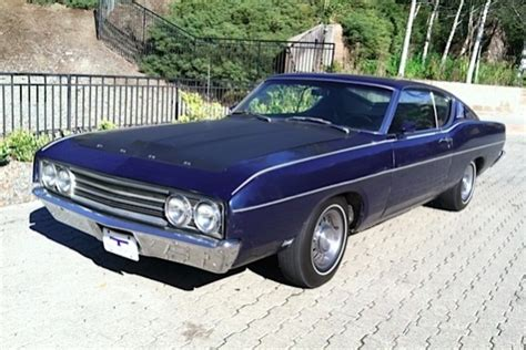 69 ford torino talladega for sale aero warrior 1969 ford torino talladega bring a trailer