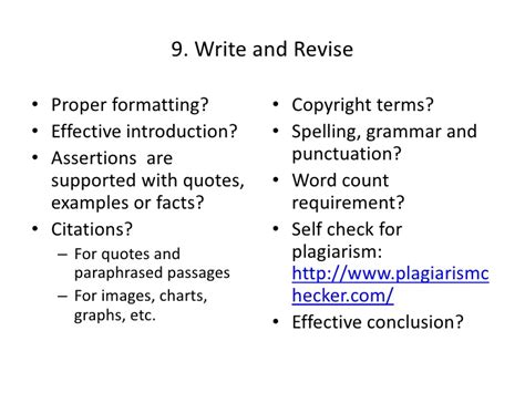 10 steps to writing a research paper 10 steps to writing a research paper