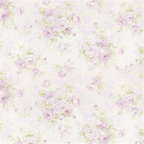 lavender floral fabric by the yard purple fabric