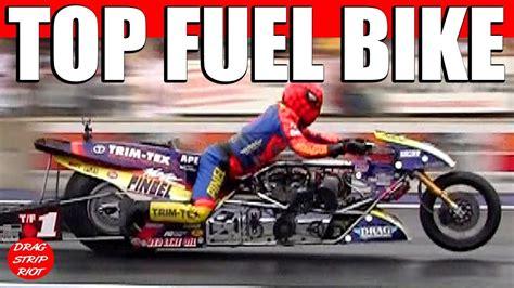 motocross race fuel world s fastest top fuel motorcycle drag racing nitro bike
