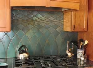 blue kitchen backsplash picture decozilla