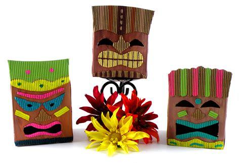 tissue box tiki faces free pattern gina tepper