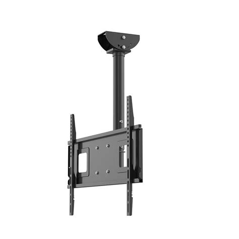Loctek Adjustable Wall Ceiling Tilting Tv Mount Fits Most Ceiling Tv Bracket