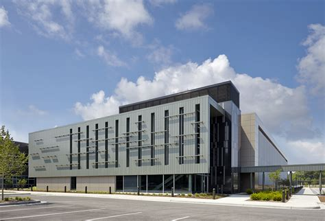 research  development laboratory building architect