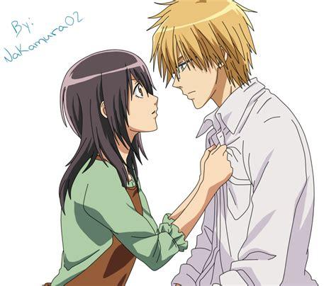 imagenes de anime usui y misaki misaki and usui by nakamura02 on deviantart