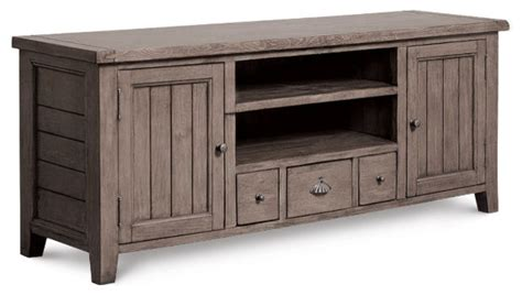 home goods media cabinet modern interior coastal style tv consoles