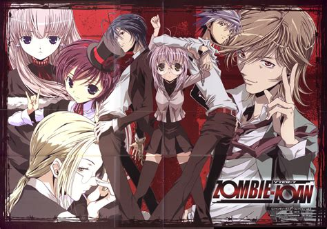 anime zombie anime review zombie loan kellykdramafantasy