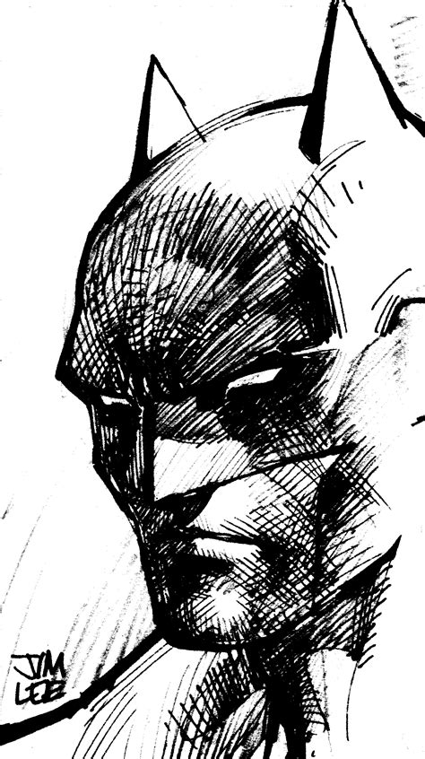 Jim Lee Batman Wallpaper (64+ images)