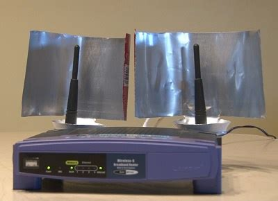 Wifi Jarak Jauh Cara Memperkuat Sinyal Wifi Hotspot Jarak Jauh Belajar Komputer