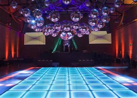 led floor rental 171 los angeles partyworks inc