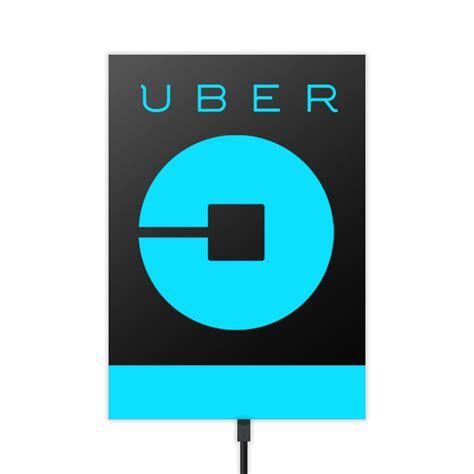 uber driver windshield light uber logo light get your uber logo light now
