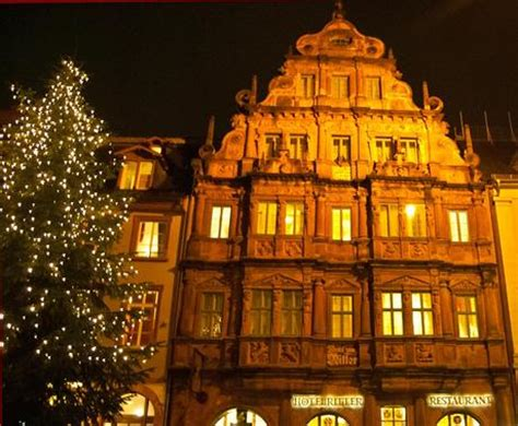 heidelberg zur weihnachtszeit