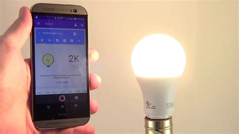 How To Measure Light With S Science Journal App