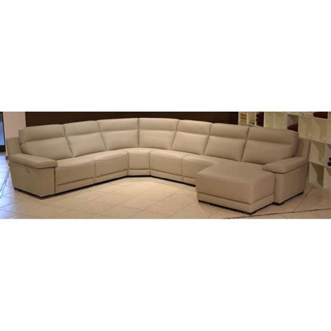 franco leather reclining sofa franco ferri isola reclining sectional