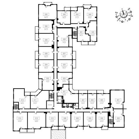 floor plan la floor plans la r 233 sidence des laurentides