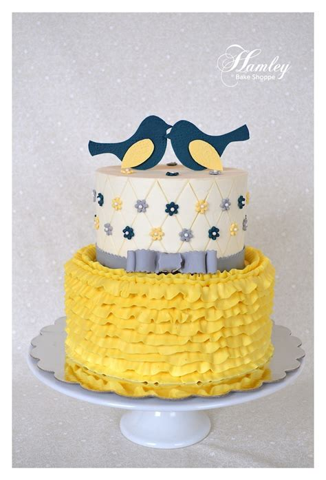 Best 25  Yellow bridal showers ideas on Pinterest