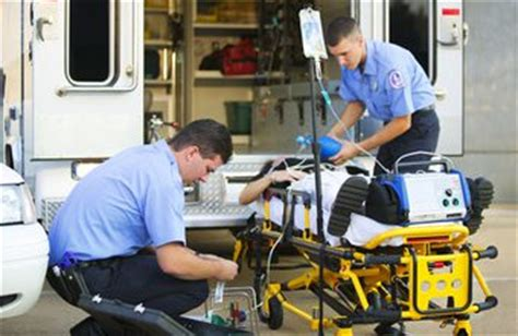 emergency room tech salary how much more does a paramedic make than a basic emt chron