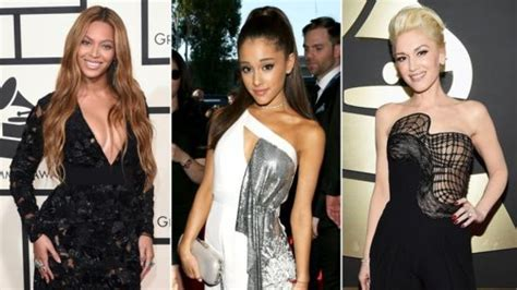Subdued Styles Dominate Grammy Fashion by Grammys Fashion Black And White Dominate The Carpet