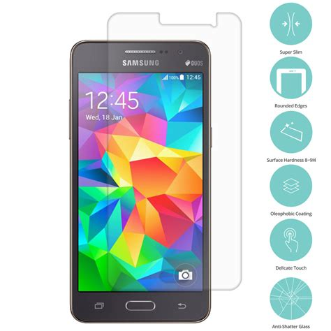Sale Tempered Glass Samsung Galaxy Grand Prime G530 premium tempered glass screen protector for samsung galaxy grand prime g530