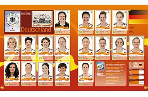 Sticker Drucken Potsdam by Frauenfu 223 Ball Wm Panini Bittet Zum Frauentausch