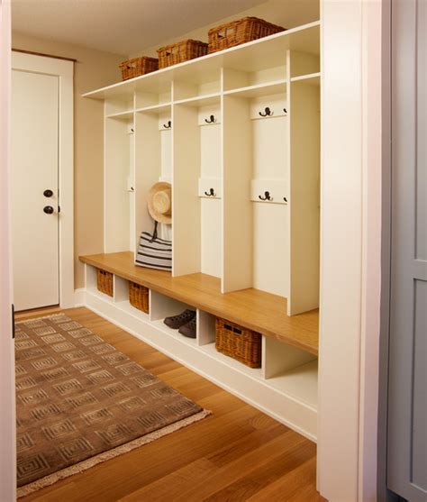 hallway lockers for home garage entry coat quot lockers quot traditional entry