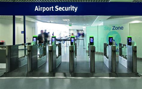 Cctv Gunnebo gunnebo airport technology