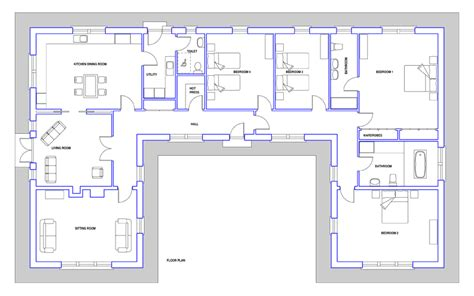 house plans no 23 fennor blueprint home plans house