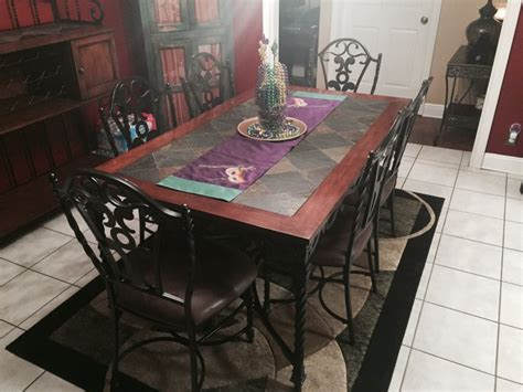 kitchen table sets with matching bar stools kitchen table matching bar louisiana 70611 lake charles
