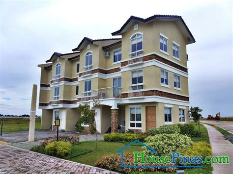 house design sles philippines bellefort estates cavite real estate in philippines