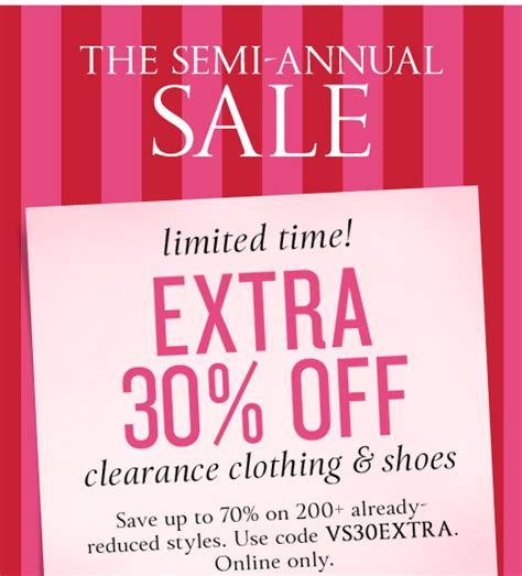 s day s secret sale victoria s secret clearance sale 70 now