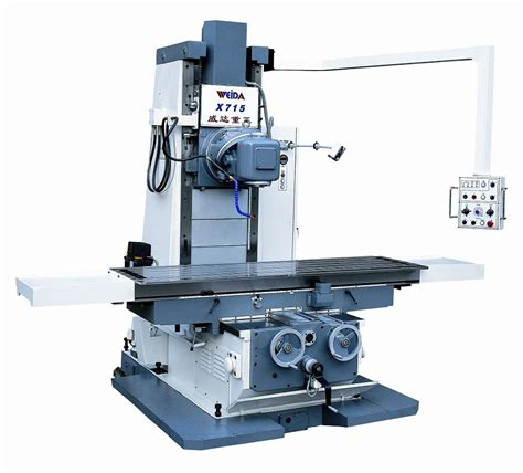 typography machine keyway milling machine x715 bed type universal milling