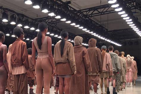 Fashion Week Kayne 2 by Kanye West S Yeezy Season 2 New York Fashion Week Show